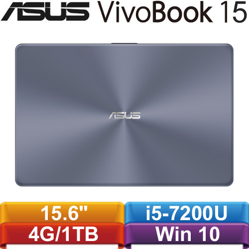 Eclife-ASUS VivoBook 15 X542UR-0031B7200U 15.6