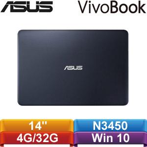 ASUS華碩 VivoBook L402NA-0042BN3450 14吋筆電(送office365