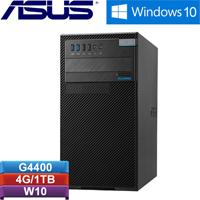 ASUS華碩 D520MT-0G4400999R 商務主流商用桌上型電腦