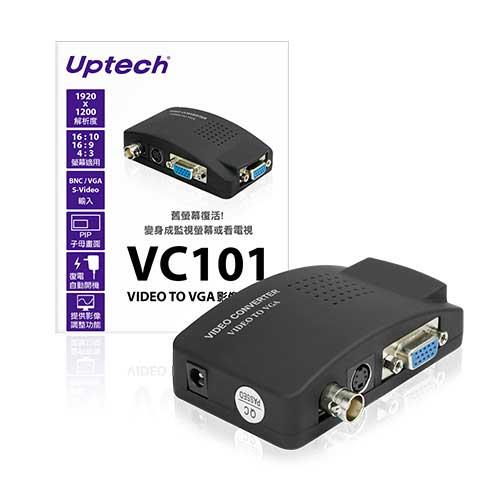 Eclife-Uptech VC101 VIDEO TO VGA