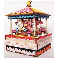 馥林文化 八音音樂盒 - 旋轉木馬