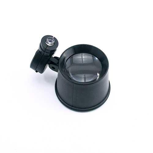眼罩式LED灯放大镜(10x)