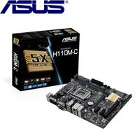 ASUS華碩 H110M-C/CSM 主機板