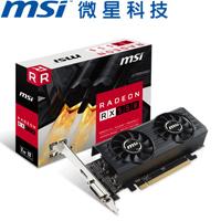 MSI微星 RX 550 2GT LP OC 顯示卡
