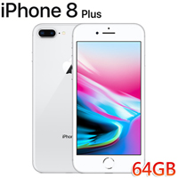 APPLE iPhone 8 Plus 64GB 銀