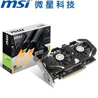 MSI微星 GeForce GTX 1050 2GT OCV1 顯示卡