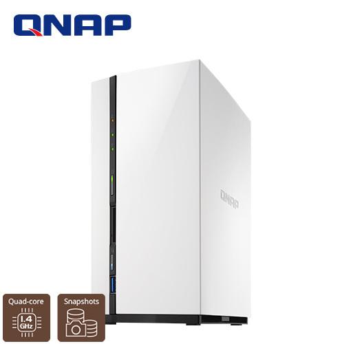 QNAP 威聯通 TS-228A 2Bay網路儲存伺服器