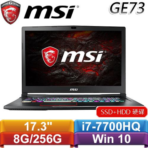 Eclife-MSI GE73 7RD(Raider)-028TW 17.3