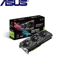 ASUS華碩 GeForce ROG-STRIX-GTX1060-A6G-GAMING 顯示卡