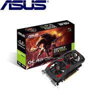 ASUS華碩 GeForce CERBERUS-GTX1050TI-O4G 顯示卡