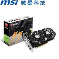 MSI微星 GeForce GTX 1060 6GT OCV1 顯示卡