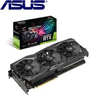 ASUS華碩 GeForce ROG-STRIX-RTX2070-A8G-GAMING 顯示卡