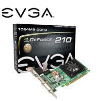 艾維克EVGA GT210 1GB DDR3 64 bit PCI-E 圖形加速卡