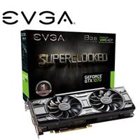 艾維克EVGA GTX1070 8GB SC ACX 3.0 Black Edition PCI-E圖形卡