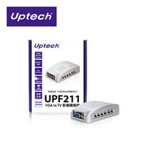 Uptech UPF211 VGA to TV 影像轉換器