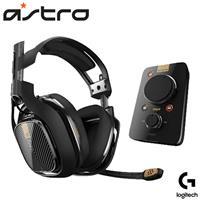 ASTRO A40電競耳麥+混音擴大器組幻影黑