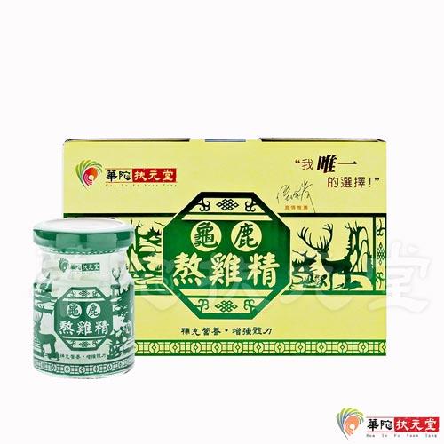華陀扶元堂 龜鹿熬雞精 (6瓶/盒)