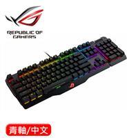 ASUS 華碩 ROG Claymore RGB 全彩機械鍵盤 青軸