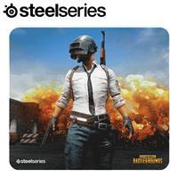 SteelSeries 賽睿 PUBG QCK+ Erangel 滑鼠墊