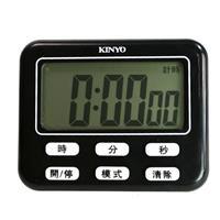 KINYO 電子式計時器數字鐘 TC-10