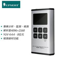Uptech 登昌恆 4K UHD+HDMI多功能訊號檢測器