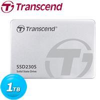 Transcend 創見 2.5吋 SATA3 SSD230S / 1T 固態硬碟