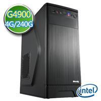 技嘉H310平台【電磁獵人】G系列雙核 SSD 240G效能電腦