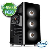 技嘉Z390平台【破淨畫作】i9八核 P620-2G繪圖獨顯 SSD 480G效能電腦