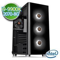 技嘉Z390平台【破淨炎舞】i9八核 RTX2070-8G獨顯 SSD 480G效能電腦