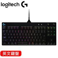 Logitech 羅技 G Pro精簡型機械式遊戲鍵盤 英文