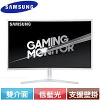 R1【福利品】SAMSUNG三星  C32JG51FDE 32型 VA曲面螢幕
