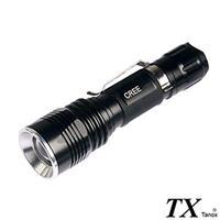 【出清】特林TX 美國CREE RL2 LED變焦三段式照明手電筒(TK-38