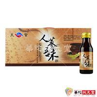 華陀扶元堂 天官人蔘五味飲 (6瓶/盒)