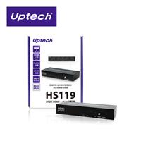 Uptech 登昌恆 HS119 4K2K HDMI 4-Port分配器