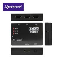 Uptech 登昌恆 HS305R 3-Port HDMI切換器