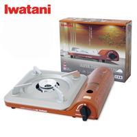 Iwatani日本岩谷超薄高效能瓦斯爐(橘金色) CB-SS-1
