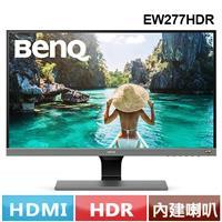 R1【福利品】BenQ EW277HDR 27型 HDR舒視屏護眼螢幕