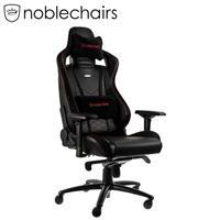 noblechairs 皇家 EPIC系列電競賽車椅 PU經典款 黑紅