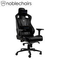noblechairs 皇家 EPIC系列電競賽車椅 PU經典款 黑藍