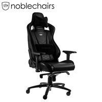 noblechairs 皇家 EPIC系列電競賽車椅 PU經典款 黑