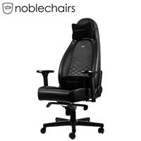 noblechairs 皇家 ICON系列電競超跑椅 PU尊爵款 黑