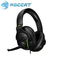 ROCCAT 冰豹 KHAN AIMO 7.1 悍音 艾摩版高解析RGB電競耳機 黑