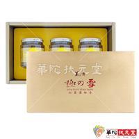 華陀扶元堂 美人計極之雪紅棗雪蛤膏(3瓶/盒)