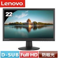 R1【福利品】Lenovo聯想 LI2215s 22型 防眩光液晶螢幕