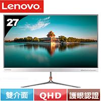 R1【福利品】Lenovo聯想 L27q-10 27型 IPS 2K防眩光液晶螢幕