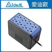愛迪歐AVR 穩壓器PSCU-1000(1KVA) 靚酷藍