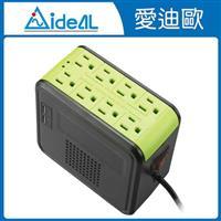 愛迪歐AVR 穩壓器PSCU-1000(1KVA) 蘋果綠