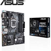 ASUS華碩 PRIME B360M-A 主機板