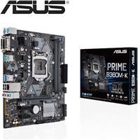 ASUS華碩 PRIME B360M-K 主機板