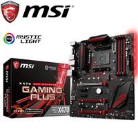MSI微星 X470 GAMING PLUS 主機板